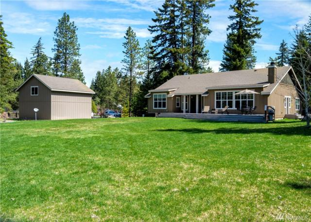 7570 Westside Rd, Cle Elum, WA 98922 (#1286189) :: Homes on the Sound