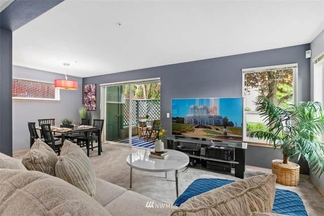 9242 Woodlawn Avenue N A, Seattle, WA 98103 (#1723016) :: The Shiflett Group