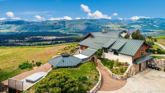 307 Stud Horse Mountain Rd, Winthrop, WA 98862 (#977653) :: Kimberly Gartland Group