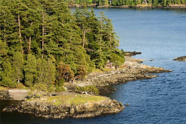 0 Reef Island, Orcas Island, WA 98243 (#744605) :: Mike & Sandi Nelson Real Estate