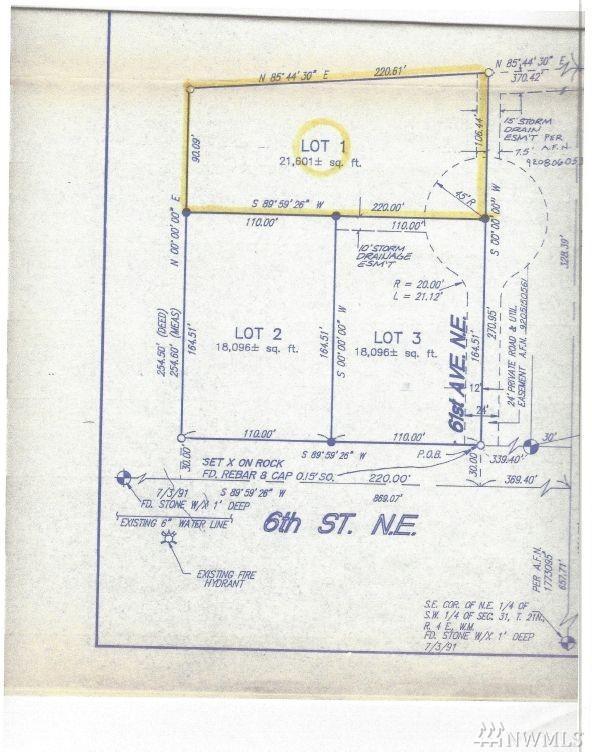 616 61st Ave NE, Tacoma, WA 98422 (#1017426) :: Ben Kinney Real Estate Team