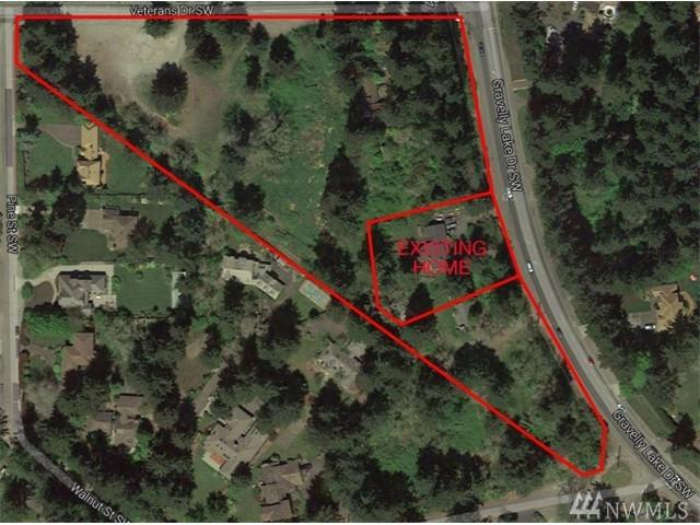 12404 Gravelly Lake Dr SW, Lakewood, WA 98499 (#1060273) :: The Royston Team