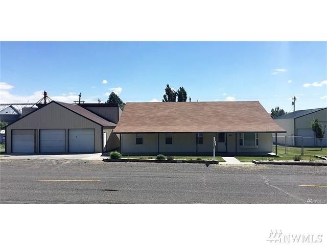 141 Bronson St, Hatton, WA 99344 (#1075487) :: Ben Kinney Real Estate Team