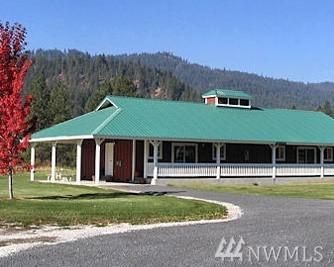 18688 Alpine Acres Rd, Leavenworth, WA 98826 (#1085367) :: Ben Kinney Real Estate Team