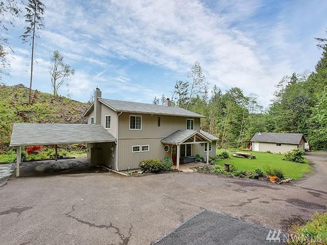 1145 Ostrander Rd, Kelso, WA 98626 (#1107565) :: Ben Kinney Real Estate Team