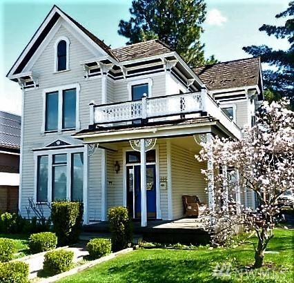 606 N Main St, Ellensburg, WA 98926 (#1107855) :: The Snow Group at Keller Williams Downtown Seattle