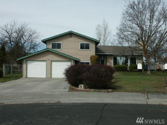 219 N Manzanita St, Moses Lake, WA 98837 (#1107885) :: Ben Kinney Real Estate Team