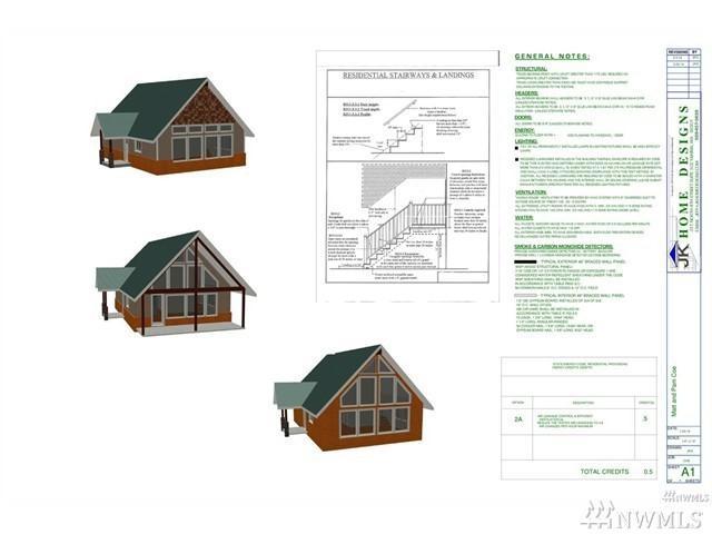 2 Hidden Valley Rd, Cle Elum, WA 98933 (#1112879) :: Ben Kinney Real Estate Team