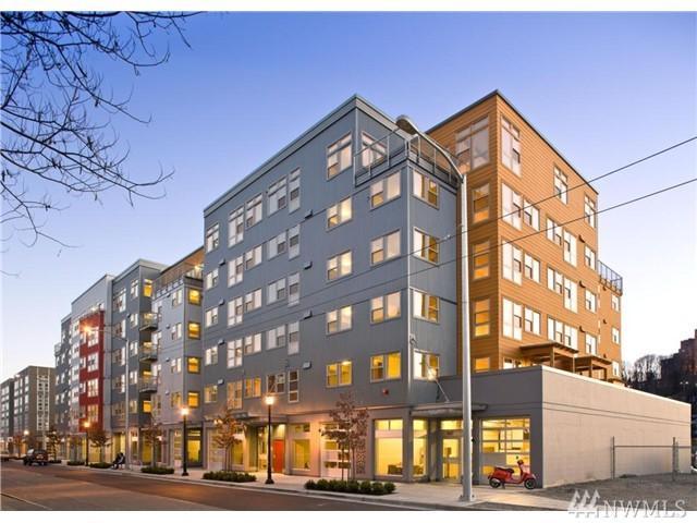 827 Hiawatha Place S #612, Seattle, WA 98144 (#1121073) :: Ben Kinney Real Estate Team