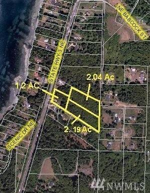 0-Lot D Highway 3 NE, Poulsbo, WA 98370 (#1130947) :: Homes on the Sound