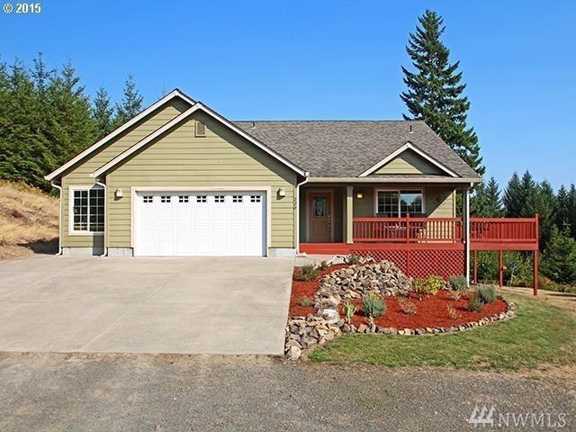 220 Mystery Drive, Amboy, WA 98601 (#1131550) :: Ben Kinney Real Estate Team