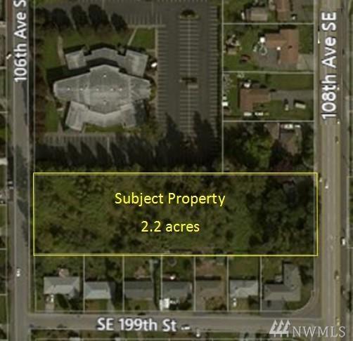 19805 108th Ave SE, Renton, WA 98055 (#1134283) :: Ben Kinney Real Estate Team