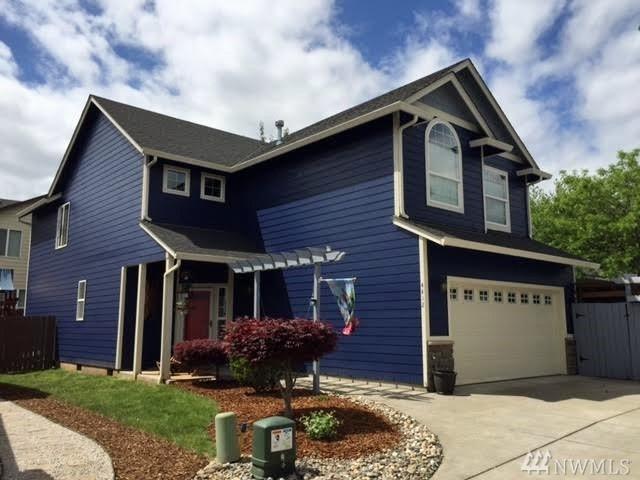 4412 NE 97th St, Vancouver, WA 98665 (#1137017) :: Ben Kinney Real Estate Team