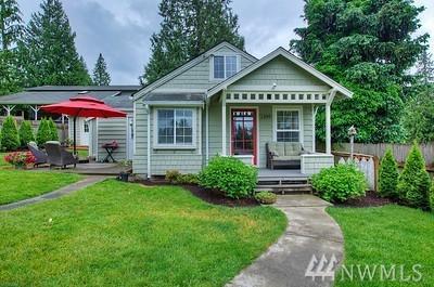1309 Oak St, Milton, WA 98354 (#1137166) :: Ben Kinney Real Estate Team
