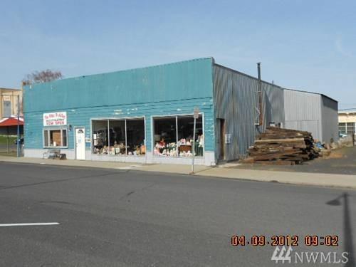 114 W Broadway, Ritzville, WA 99169 (#1141285) :: Ben Kinney Real Estate Team