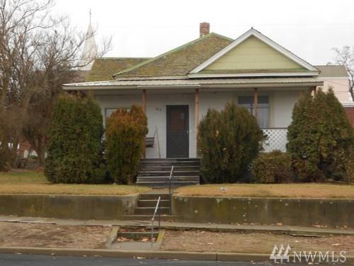 103 W 2nd Ave, Ritzville, WA 99169 (#1142374) :: Ben Kinney Real Estate Team
