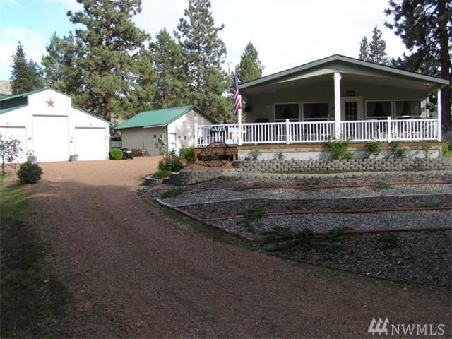 50 Pine Crest, Tonasket, WA 98855 (#1144171) :: Ben Kinney Real Estate Team