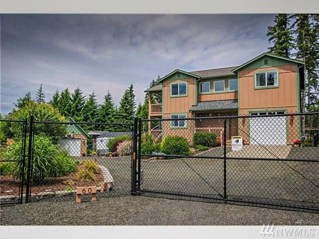 60 E Skywater Place, Shelton, WA 98584 (#1145545) :: Ben Kinney Real Estate Team