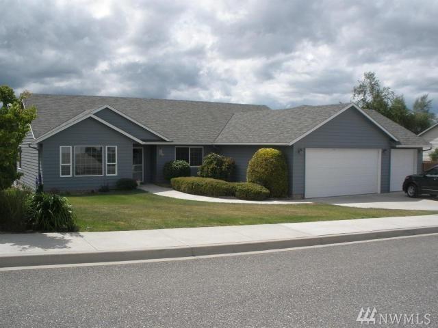 2384 Prairie Dr, East Wenatchee, WA 98802 (#1145917) :: Ben Kinney Real Estate Team