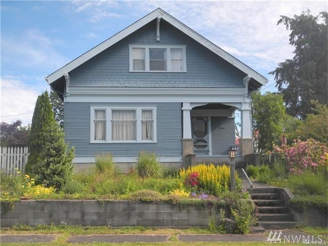 1315 Duryea St, Raymond, WA 98577 (#1147208) :: Ben Kinney Real Estate Team