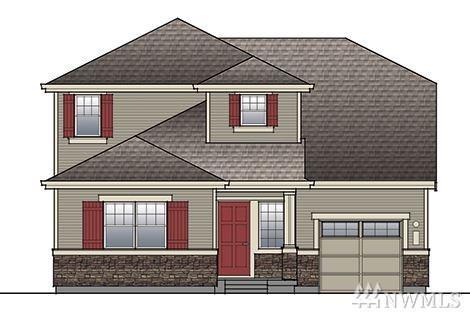 1271 Little Si (Lot 4) Ave SE, North Bend, WA 98045 (#1147765) :: Ben Kinney Real Estate Team