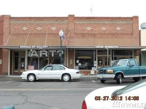 111 W Main Ave, Ritzville, WA 99169 (#1148631) :: Ben Kinney Real Estate Team