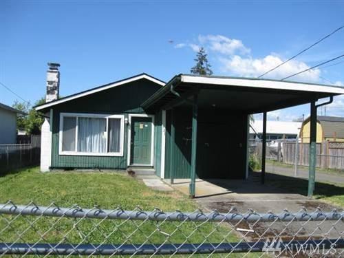 921 Arnold Ave, Hoquiam, WA 98550 (#1148957) :: Ben Kinney Real Estate Team