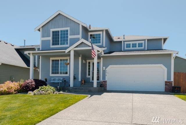 2616 193rd St Ct E, Spanaway, WA 98387 (#1149597) :: Keller Williams Realty