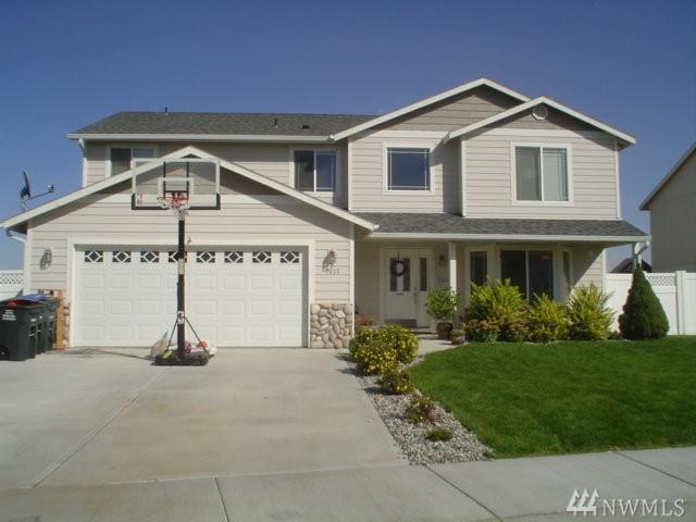 1905 S Perch Ave, Moses Lake, WA 98837 (#1149996) :: Ben Kinney Real Estate Team
