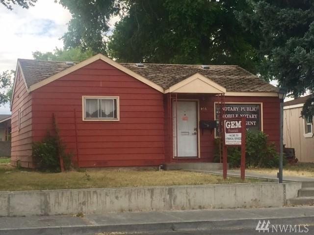 406 E Walnut Ave, Moses Lake, WA 98837 (#1150527) :: Ben Kinney Real Estate Team