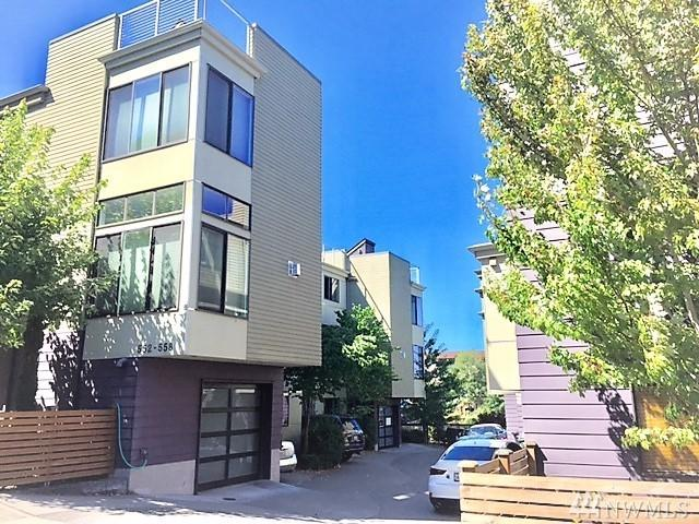556 Mcgraw St, Seattle, WA 98109 (#1180819) :: Homes on the Sound