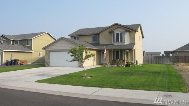 909 W Polo Ridge Dr, Moses Lake, WA 98837 (#1191110) :: Ben Kinney Real Estate Team