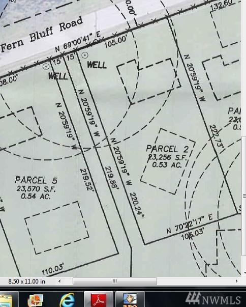 28408 Fern Bluff Rd Lot 2, Monroe, WA 98272 (#1194430) :: Keller Williams Everett