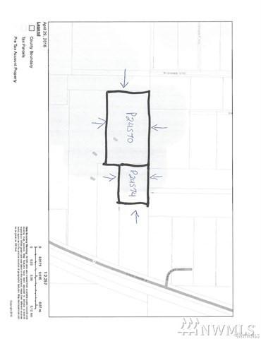 0 Nhn Buchanan Lane, Clear Lake, WA 98235 (#1195447) :: Ben Kinney Real Estate Team