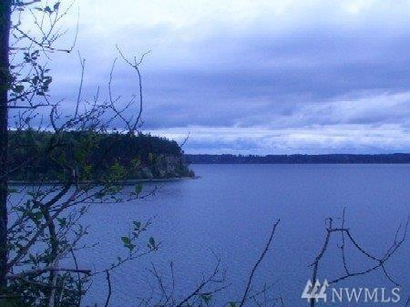 0-Lot 2 Seven Sisters Beach Rd, Port Ludlow, WA 98365 (#1200446) :: Homes on the Sound