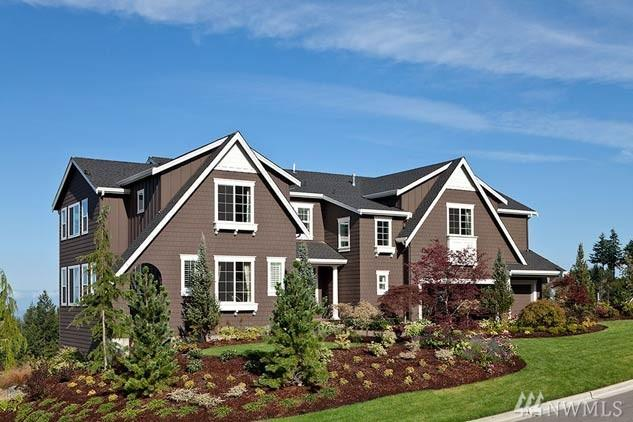 7285 169th (Homesite 16) Ave SE, Bellevue, WA 98006 (#1201413) :: Ben Kinney Real Estate Team