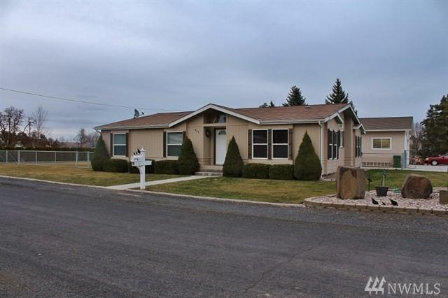 423 Caldwell St, Hartline, WA 99135 (#1202262) :: Homes on the Sound