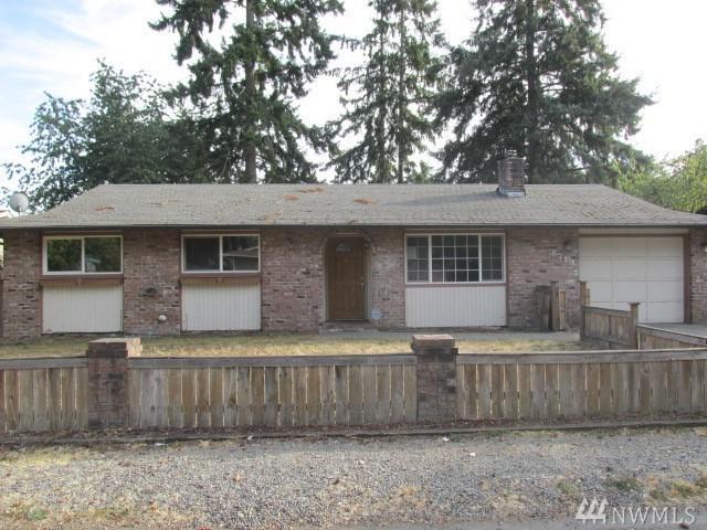8719 Skokomish Wy NE, Olympia, WA 98516 (#1203390) :: Ben Kinney Real Estate Team