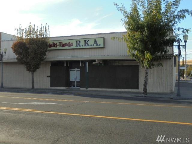 141 Basin St NW, Ephrata, WA 98823 (#1208450) :: Ben Kinney Real Estate Team