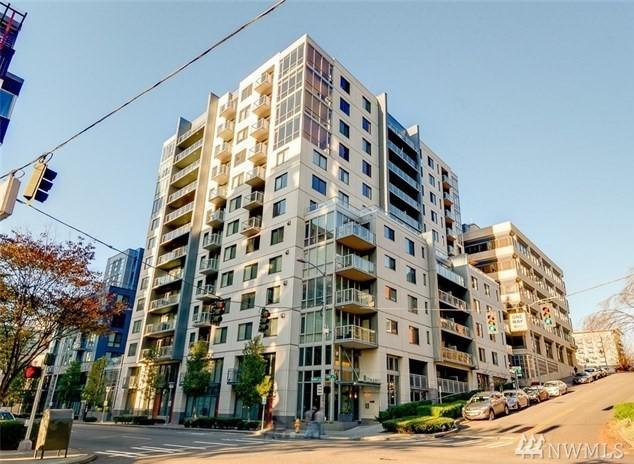 81 Clay St #321, Seattle, WA 98121 (#1209524) :: Alchemy Real Estate