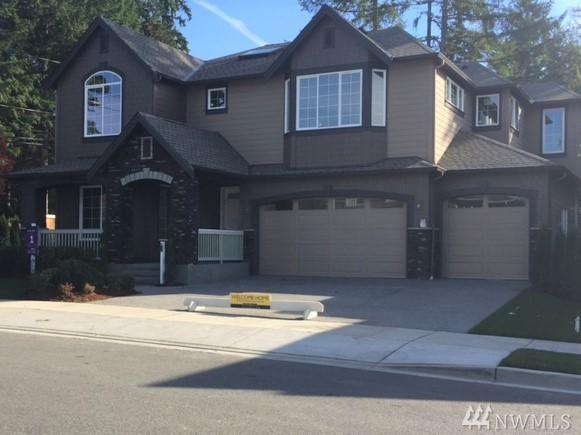 24389 NE 26th  (Lot 1) Ct, Sammamish, WA 98074 (#1209787) :: The Robert Ott Group