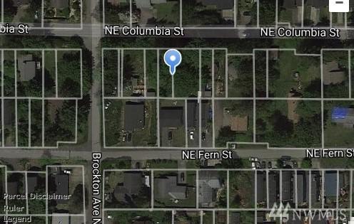0 Columbia St, Suquamish, WA 98392 (#1215625) :: Homes on the Sound