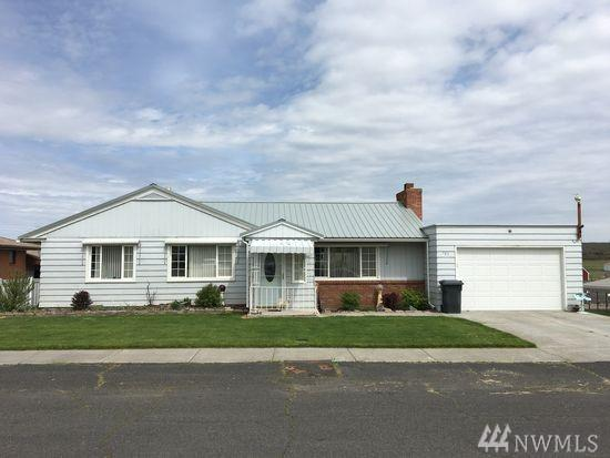 705 E 2nd Ave, Odessa, WA 99159 (#1222899) :: Homes on the Sound