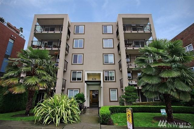 626 4th Ave W #302, Seattle, WA 98119 (#1225689) :: The Kendra Todd Group at Keller Williams
