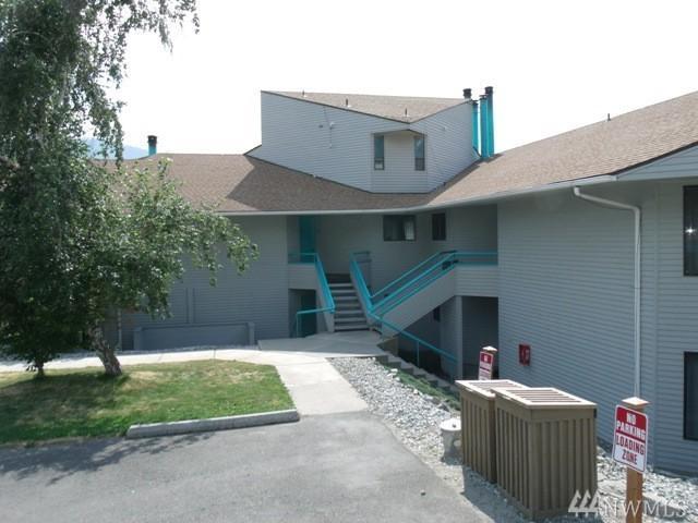 1 Lodge 605-H, Manson, WA 98831 (#1231548) :: Nick McLean Real Estate Group