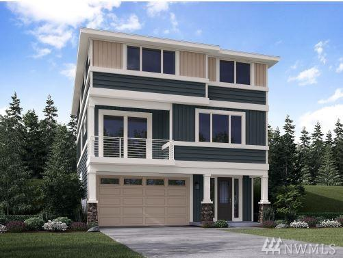 24746 SE 17th Place #4, Sammamish, WA 98075 (#1238716) :: Homes on the Sound