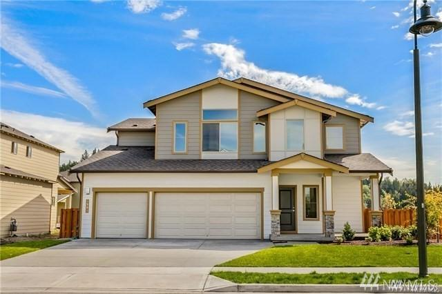 388 Hovey St #138, Buckley, WA 98321 (#1241485) :: Gregg Home Group