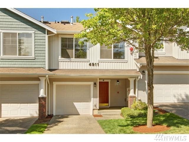 4911 Talbot Place S C, Renton, WA 98055 (#1244885) :: The DiBello Real Estate Group