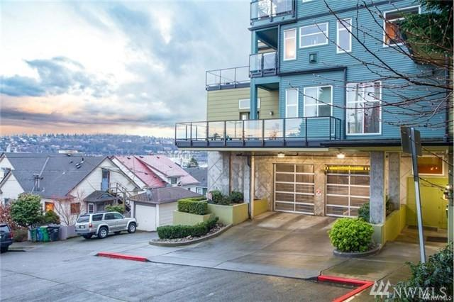 655 Crockett St B106, Seattle, WA 98109 (#1247087) :: Beach & Blvd Real Estate Group