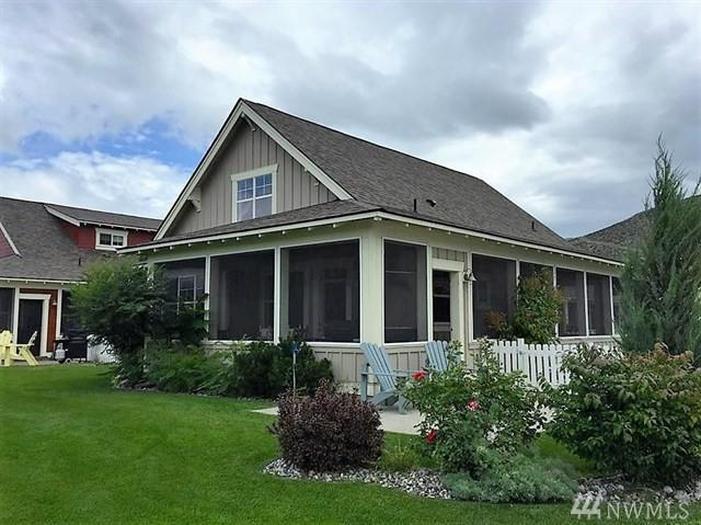 104 Barefoot Lane, Oroville, WA 98844 (#1247163) :: Homes on the Sound